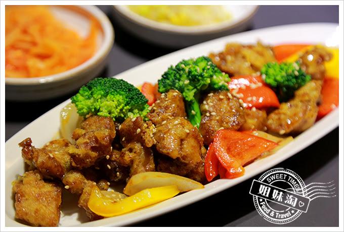 玉豆腐田園醬燒飛虎魚