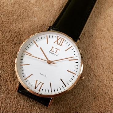 D.I.Y.羅馬數字手錶