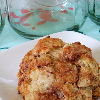 Cinnamon Oatmeal Biscuits