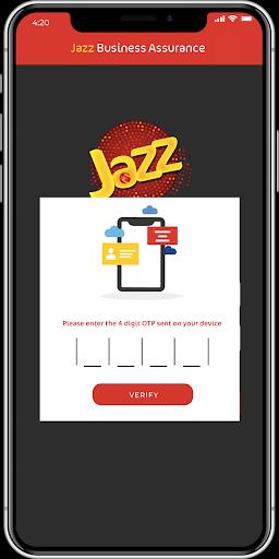 jazz business assurance screenshot 1