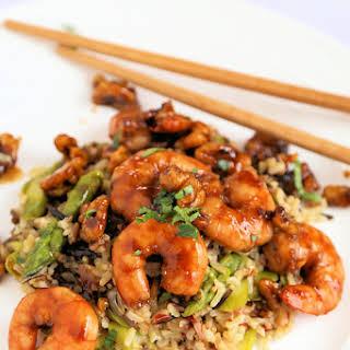 Honey Glazed Shrimp Recipes.