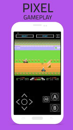 Skeleton Bike : Race 64 classic old 1984 1.0.2 screenshots 10