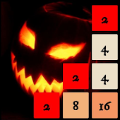 Spooky 2048 - Scary Power of 2