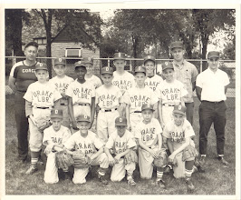 Photo: 1964 Lockport Little League Drake Lumber