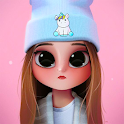 Girly Wallpaper icon