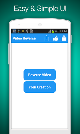 Reverse Movie Video Maker