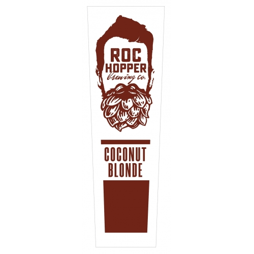 Logo of Roc Hopper Coconut Blonde