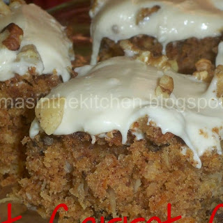 Carrot Cake Without Walnuts Recipes