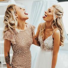 Wedding photographer Helga Bragina (helgabragina). Photo of 28.06.2018