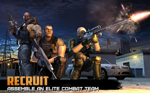 Rivals at War: Firefight 5