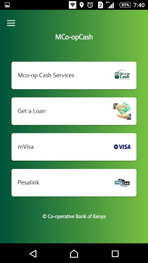 MCOOPCASH- screenshot