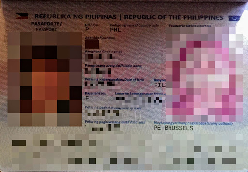 How to apply for a Philippine Passport in Belgium