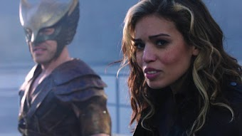 A Sneak Peek at DC's Legends of Tomorrow Season 2