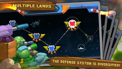 Tower Defense: Alien War TD
