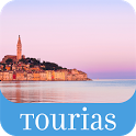 Istria Travel Guide - Tourias icon