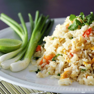 """The 21-Day Weight Loss Breakthrough Diet Veggie Fried """"Rice""""."""
