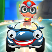 Mecha-Cars Toon Racers