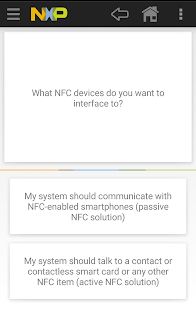 NFC Product Selection- screenshot thumbnail