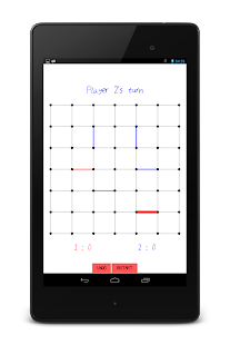 Dots and Boxes / Squares- screenshot thumbnail