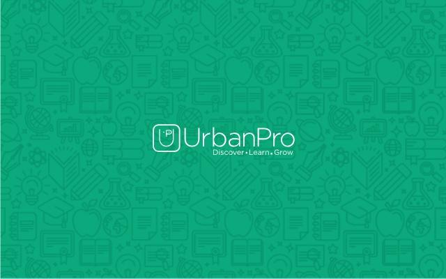 UrbanPro Web Screensharing