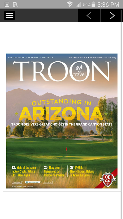 Troon- screenshot