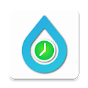 Drink water reminder - Water Hydration Alarm app icon
