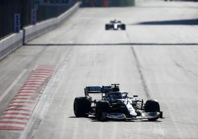 🎥 GP Espagne : Bottas signe le meilleur temps de la première manche d'essais libres