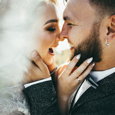 Wedding photographer Sasha Titov (sashatit0v). Photo of 27.08.2018