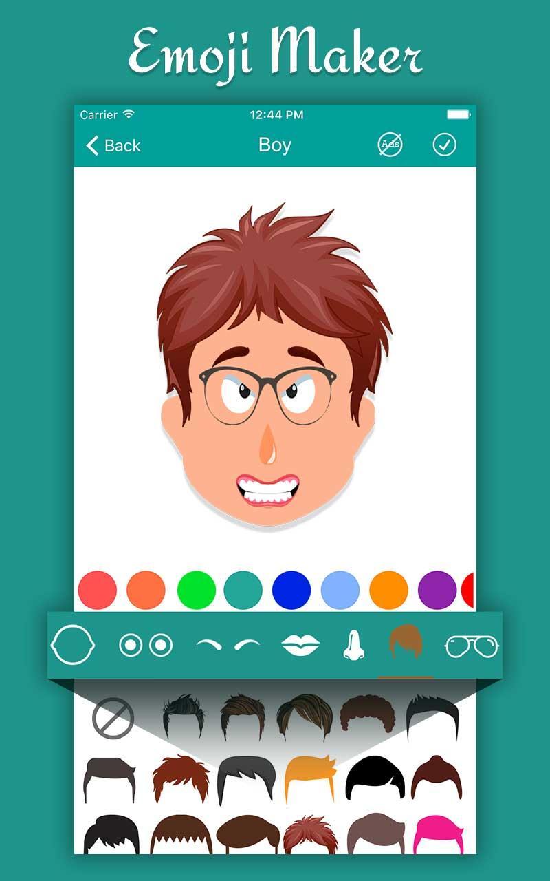 Emoji Maker - Your Personal Emoji Screenshot 7