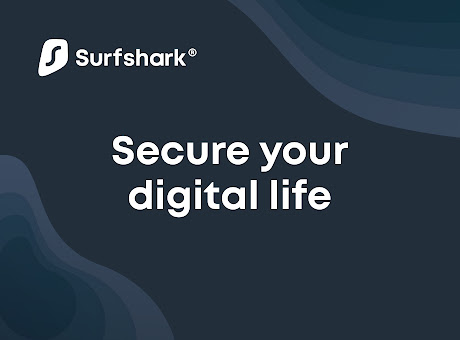 Surfshark VPN Extension - Fast & Secure Proxy