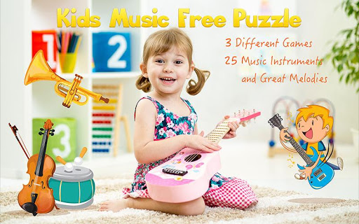 Kids Learn Music Instruments