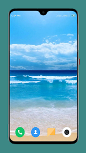 HD Beach Wallpapers App Download For Android and iPhone 6