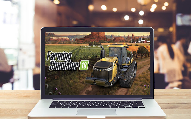 Farming Simulator HD Wallpapers Game Theme