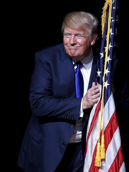 Трамп выступление