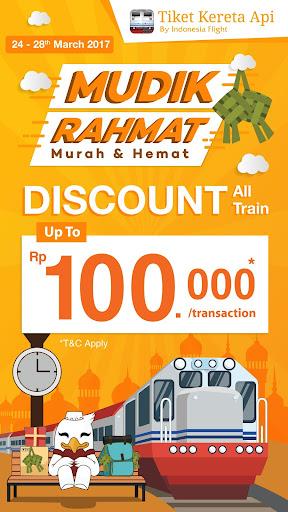 Tiket Kereta Api - Tiket KAI 1.4.2 Paidproapk.com 1