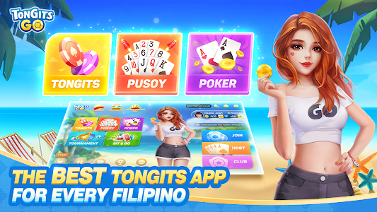 Tongits Go - The Best Card Game Online 2.9.28