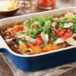 Christy Jordan's Taco Casserole