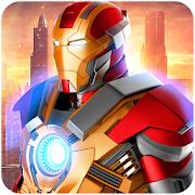 Grand Ninja Super Iron Hero Flying Rescue Mission