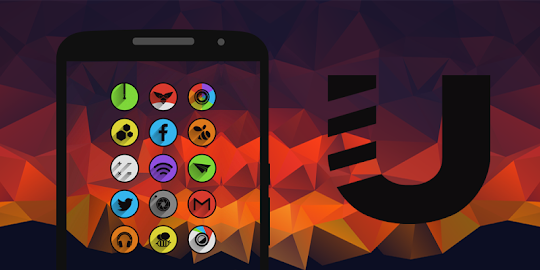 Umbra - Icon Pack Screenshot 8
