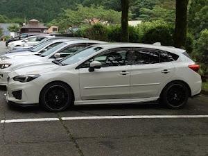 インプレッサ スポーツ GT7のカスタム事例画像 白獅子さんの2020年07月13日07:32の投稿