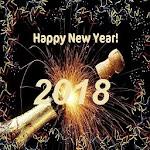 Happy New Year 2018 Shayari Icon
