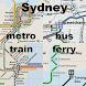 Sydney Transport Maps