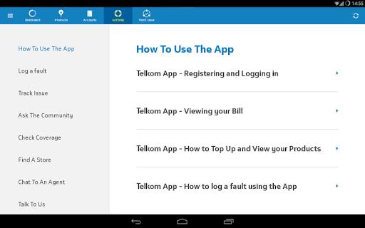Telkom 3.4.0 screenshots 16