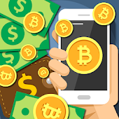 Bitcoin Mining Tycoon - Idle Clicker Crypto Game Android APK Download Free By Paperball Studio Games