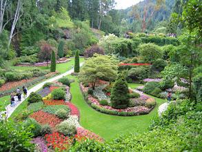 Photo: Butchart's Garden