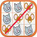 Tic Tac Toe - Cat Vs Mouse icon