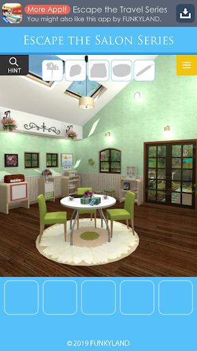 Escape the Salon Series screenshots 2
