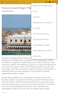 Venice Art & Culture screenshot 18