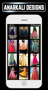 Latest Anarkali Kurti Frock Dress Designs Gallery - náhled