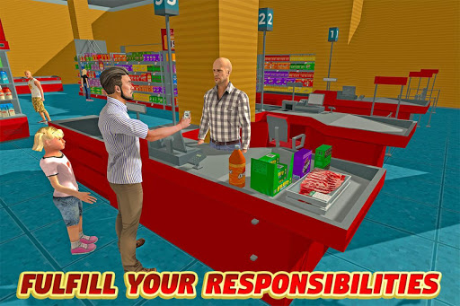 Virtual Dad: Happy Family 3D for PC